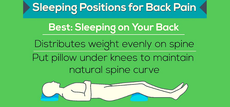 best sleeping position for neck pain and headaches