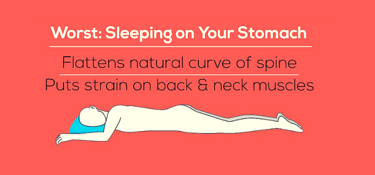 how to get rid of neck pain from sleeping wrong