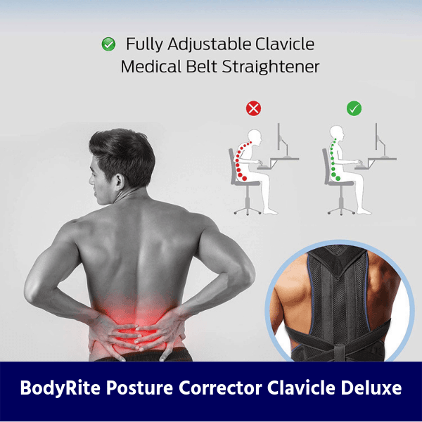 BodyRite Posture Corrector Clavicle Deluxe review