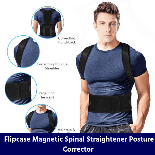 Flipcase Magnetic Spinal Straightener Posture Corrector review