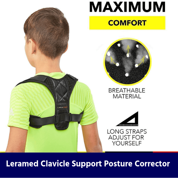 Leramed Clavicle Support Posture Corrector review