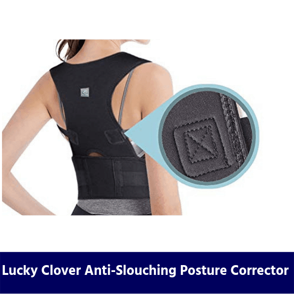 Lucky Clover Anti-Slouching Posture Corrector review