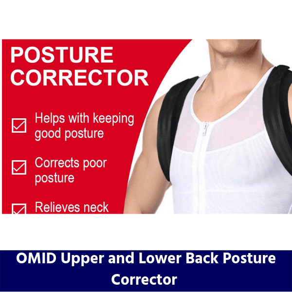 OMID Upper and Lower Back Posture Correcto review