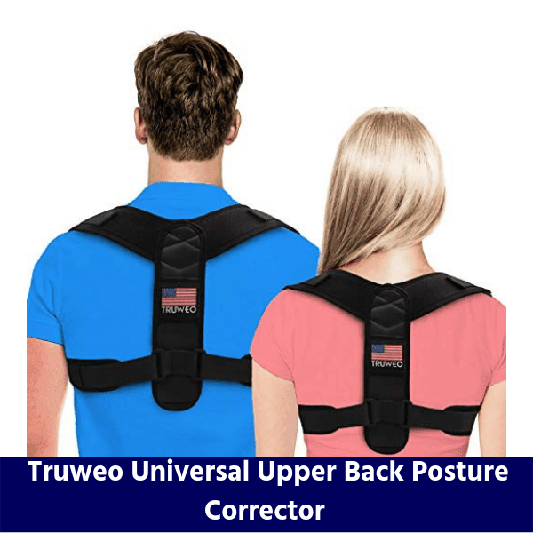 Truweo Universal Upper Back Posture Corrector review